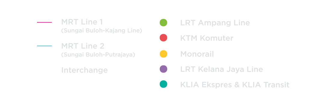 MRT Route @ You City 3